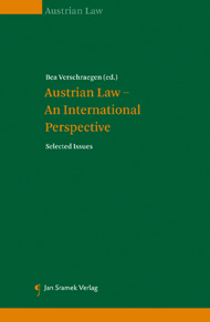 Austrian Law - An International Perspective