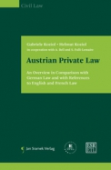 Austrian Private Law
